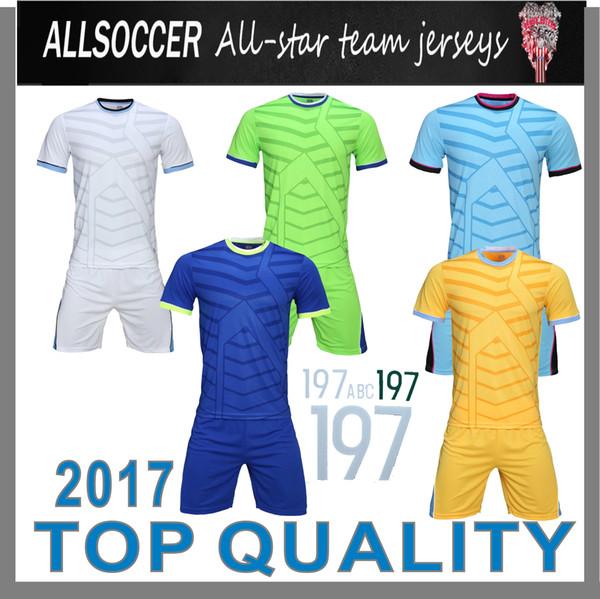 807 1612 !! camisas de treino de futebol, conjuntos de futebol, uniformes de futebol! DIY seu logotipo de design, desgaste de futebol, cuztomzied para sua equipe