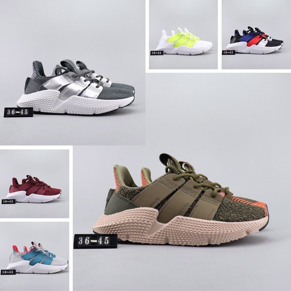 Whih Box High quality Originals Prophere Climacool EQTs 4s Four generations Clunky Sports Running Shoes black designer sneakers