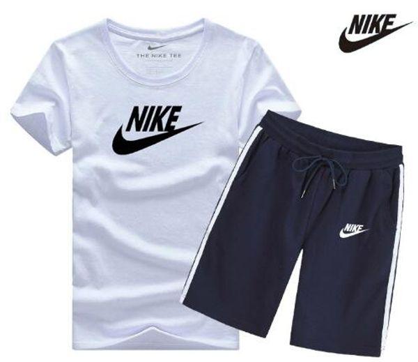 best selling 29 New T-Shirt Sets Casual Tshirt Men Summer Hot Sale Tracksuits Hip Hop Brand Clothing T Shirt Set Men 2 Pieces M-4XL