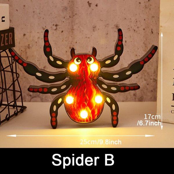 örümcek B