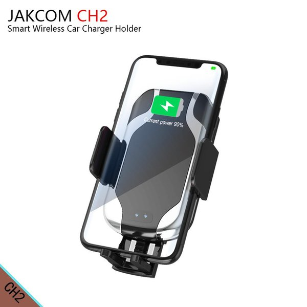 JAKCOM CH2 Smart Wireless Car Charger Mount Holder Hot Sale in Cell Phone Chargers as goophone gpz 7000 smartwatch kids