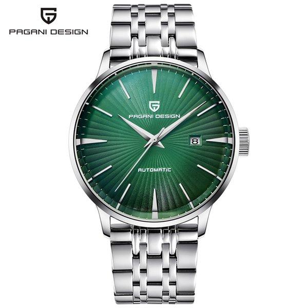 verde de acero