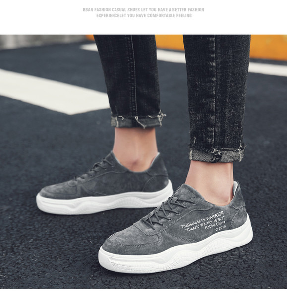 153 hoes summer breathable one foot pedals lazy person board man tide canvas shoe man bean man recreational cloth shoe 735