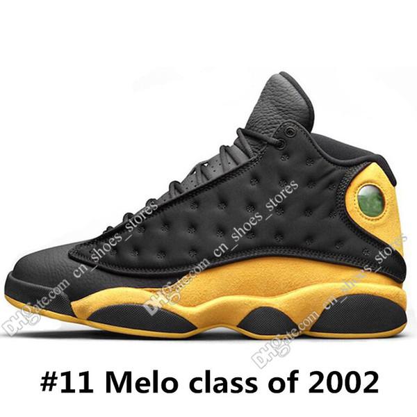 # 11 classe Melo de 2002