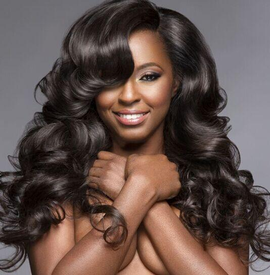 Yibeilu Hair 8A Grade Brazilian Body Wave Bundles Weave Bundles Brazilian Virgin Hair For African Americans Women 3 Bu