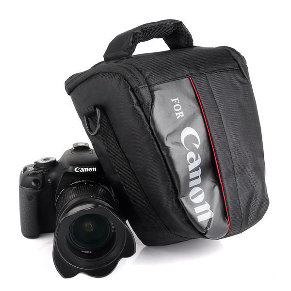 Custodia per fotocamera per Canon EOS 1300D 1200D 1100D 750D 800D 200D 60D 77D 70D 5D 6D 7D 100D 760D 700D 600D 650D T7