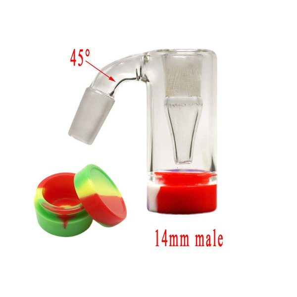 14 mm macho con 45 grados