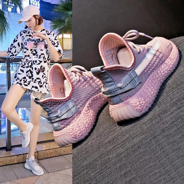 2019 новая весна толстые белые туфли женские корейские женщины кроссовки кроссовки студентки Маффин