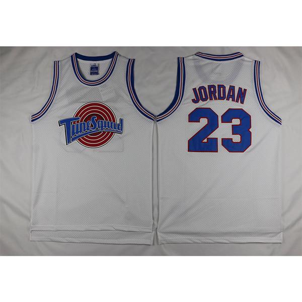 Maillots de basketball Jam de Space Tad Squad Haut et short Tous les noms disponibles JAMES CURRY MJ BUGS