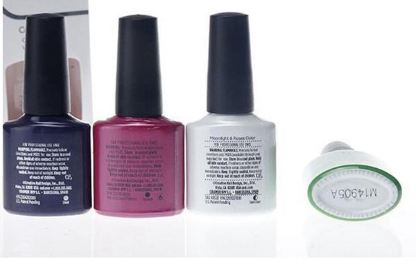 Power poli h ba e color coat oak off led uv gel nail poli h nail gel frence nail geli h poli h 7 3ml pc