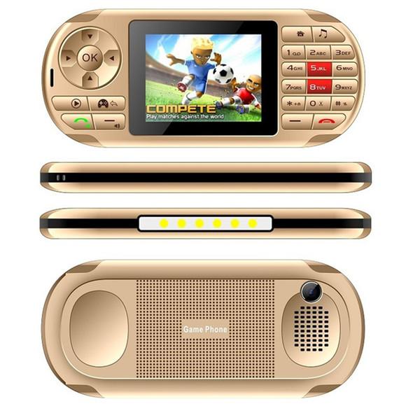 64MB console de jeu vidéo pour console de jeu PSP 4 soutien 32G TF carte 2,8 pouces bouton droit fréquence 2G téléphone mobile