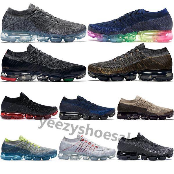 best selling 2019 New Arrival Be True Knit 1.0 Asphalt Grey Black Mineral Gold Clot Bright Crimson Mens Womens Running shoes