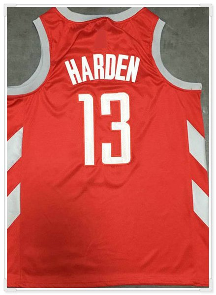 Houston # 13 Harden -red come pic
