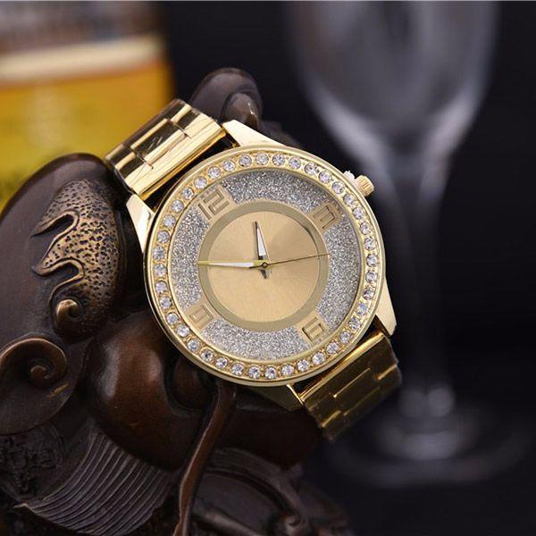 2019 Luxury Famous michael donne strass orologi Fashion Dress mk diamante Ladies Watch kor quadrante uomo borsa DZ GUESSITY designer orologi