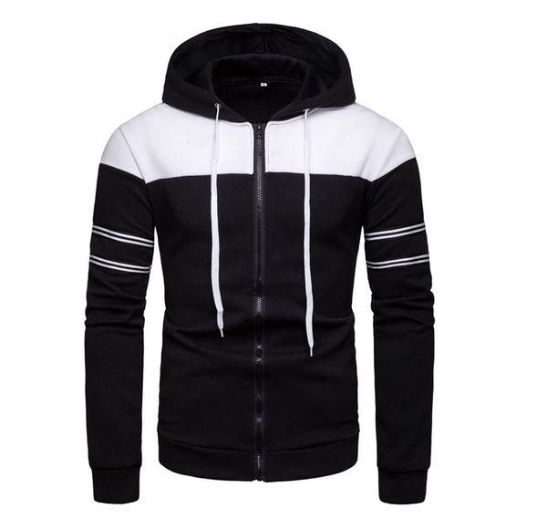 2019 Fashion top hot Casual Unisex Hoodies Sweatshirt Cool Hip Pop Pullover Hip Hop Punk Mens Sportwear Coat Jogger Tracksuit