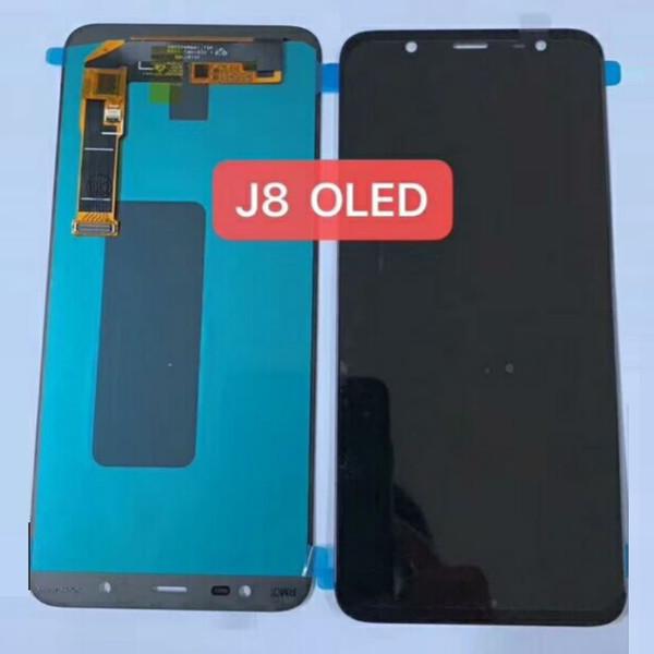 J8-OLED negro