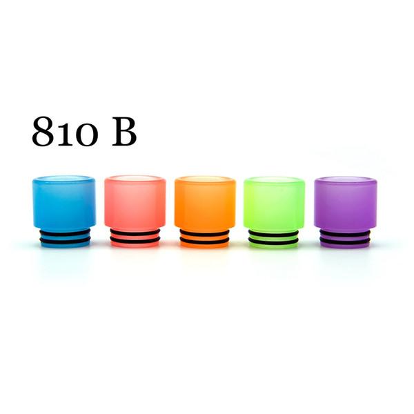 810B drip tips