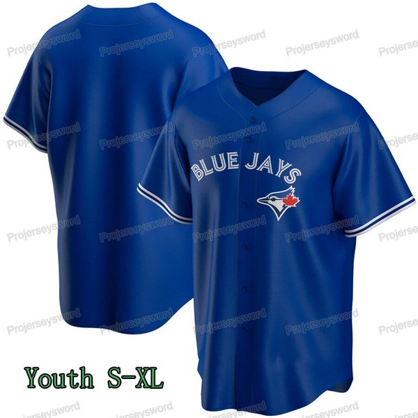 youth blue S-XL