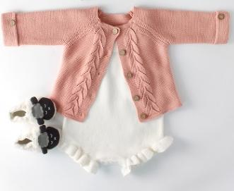 #2 Knitted Kids Clothing Sets