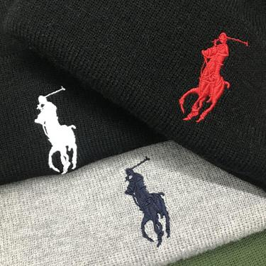 Wholesale Unisex Polo Winter Knitting Beanie Men And Women Knitted Warm Hats Skulls Fashion Brand Design Outdoor Caps POLOS BEANIES