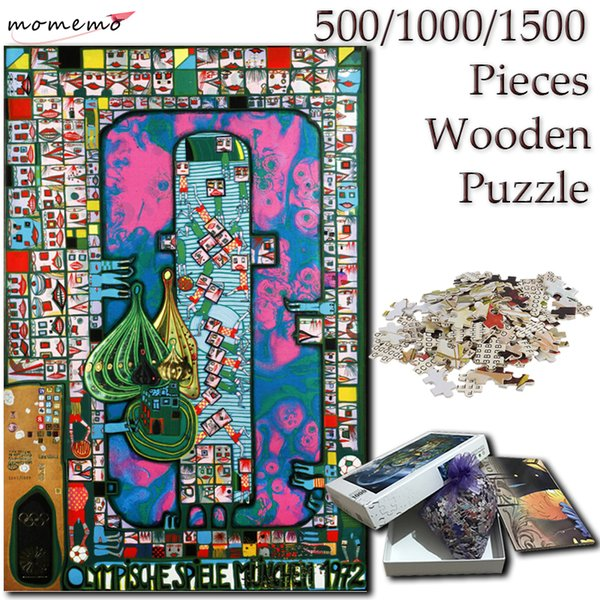 2019 Wholesale Football Doodling Jigsaw Puzzle For Adults 500 1000 Puzzles Toy Abstract Painting Puzzle Game Toy From Windmother 53 0 Dhgate Com