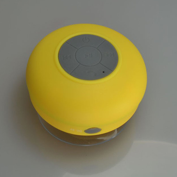 new Portable Wireless Bluetooth Speakers Mini Waterproof Shower Speaker for iPhone MP3 Handfree Car Speaker Bluetooth