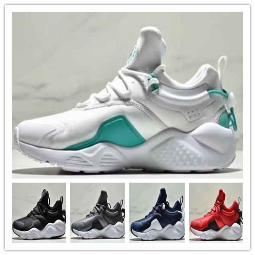 Huarache 8 Air Shoes city move fashion Black White running shoes trainers mens designer sneakers Hiking jogging outdoors sport shoes cheap