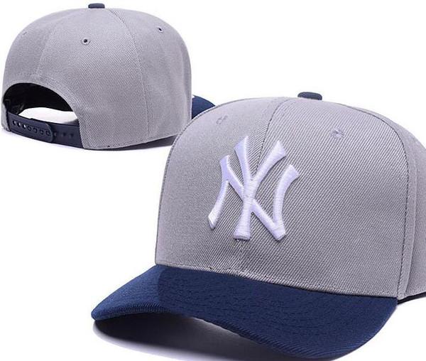 2019 New American Sports Baseball Team New York hat NY CAP Strapback Snapbacks Cap casquette Hats Men Women embroidery Sport gorras bone 05