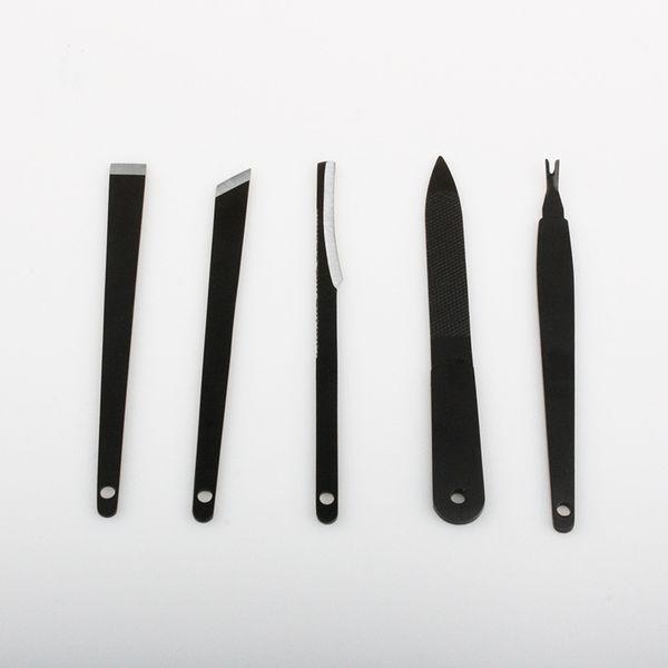 1 unids Cutícula Dry Dead Skin Remover Toe Nail Pedicure cuchillo Pies Care Tool Kit Escofina para pies Callus Dead Exfoliating