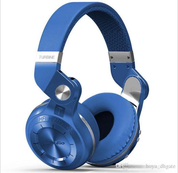 Bluedio T2 + модно складная над ухом Bluetooth наушники BT поддержка 4.1 Функции FM-радио SD карты для iPhone Самсунга автомобиля