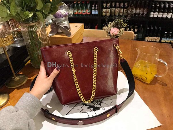 explosiones calientes! 2019 bolsos de las mujeres bolsos de diseñador famosos bolsos de las señoras bolso clásico bolso de las compras de las mujeres mochila cadena