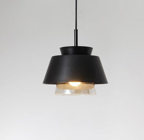 Led Luminou Luz Pingente de Ferro Loft Nordic Hanglamp Luz Da Cozinha Suspensão Luminária sala de estar Iluminação E27 LLFA