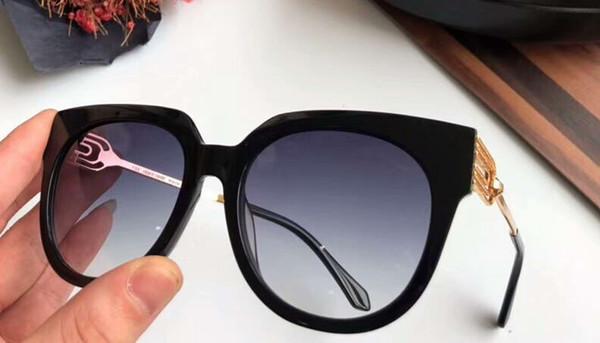 Occhiali da sole RC1065 Occhiali da sole ombreggiati neri grigi Occhiali da sole firmati Sonnenbrille di New con scatola