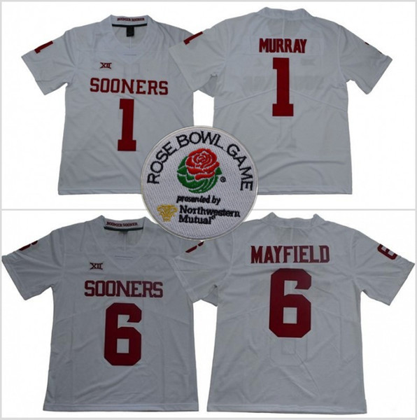 con patch Rose Bowl