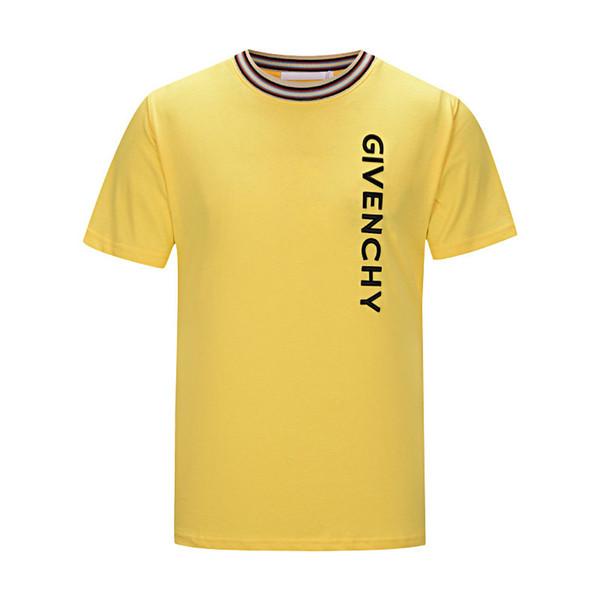 Marca de moda diseñador de lujo camiseta para hombre Labios atractivos Estampado de moda Camisetas con cuello redondo Camiseta de manga corta para hombre