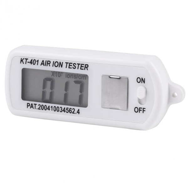 Mini Car Air Ion Tester Meter Counter Measurement Tools for Negative Air Ion Generator New 2019