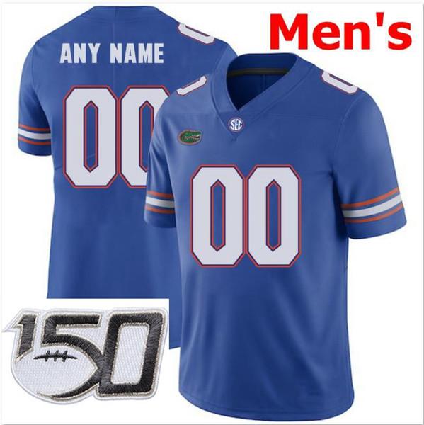 Men # 039, S Синий С 150-й патч