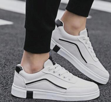 Chaussures de sport respirantes en toile de loisirs, chaussures en toile de lin anti-odeurs, chaussures de petite marée blanche, baskets et baskets 21611111111111111111111