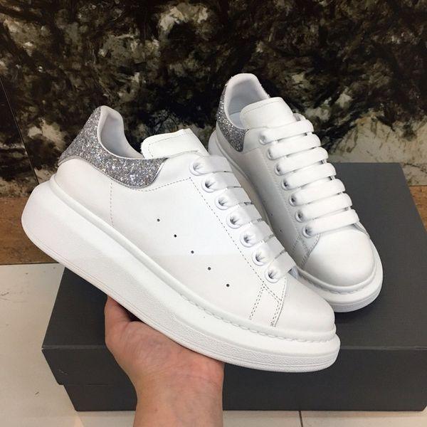 Fashion Luxury Designer Men Women Shoes Canvas Calfskin Casual Shoe Man Woman Sneaker Fashion Mixed Colors xsd19042611