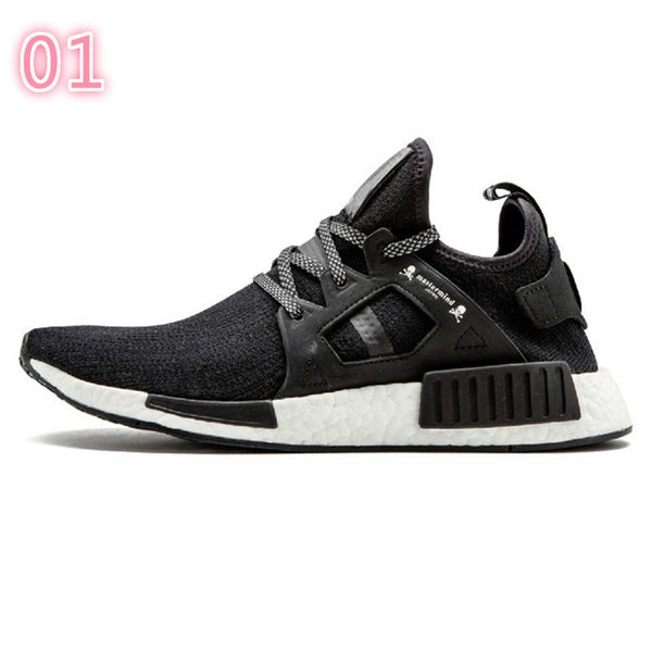 Mastermind japan XR1 canvas shoes Green-camo triple white black OG Zebra off womens running shoes mens trainers sneakers us699 3A