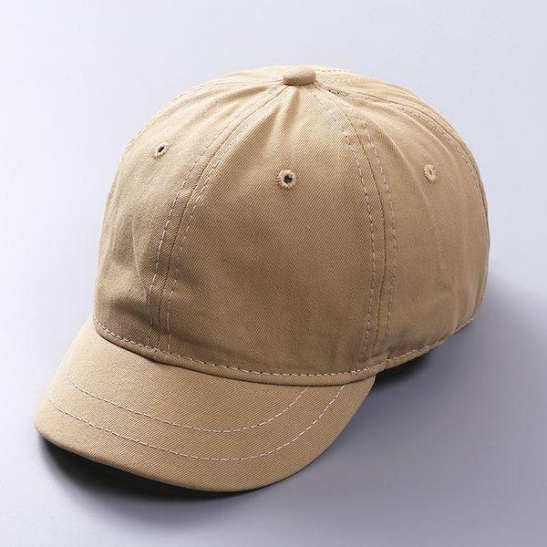 2018 hohe qualität unisex 100% baumwolle outdoor kurze krempe baseballmütze snapback mode sport hüte für männer frauen cap