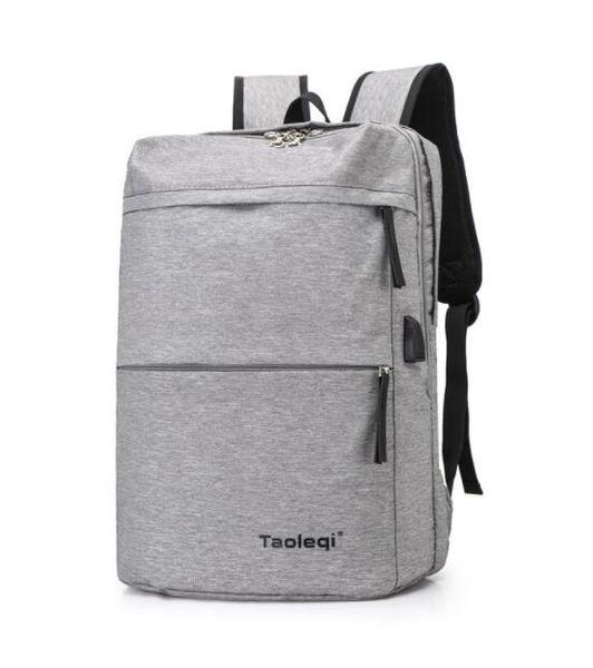 "Men Travel Backpack Large Capacity Teenager Male Mochila Back Anti-thief Bag USB Charging 17.3"" Laptop Backpack Waterproof"