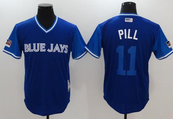 watch 4591c facdd 2019 Custom Toronto Blue Jays Sports Champion Mlb Cheap Baseball Jerseys  Fashion Men Youth Jack Morris Roberto Alomar Jersey Sizes Kids 4xl UK 2019  ...