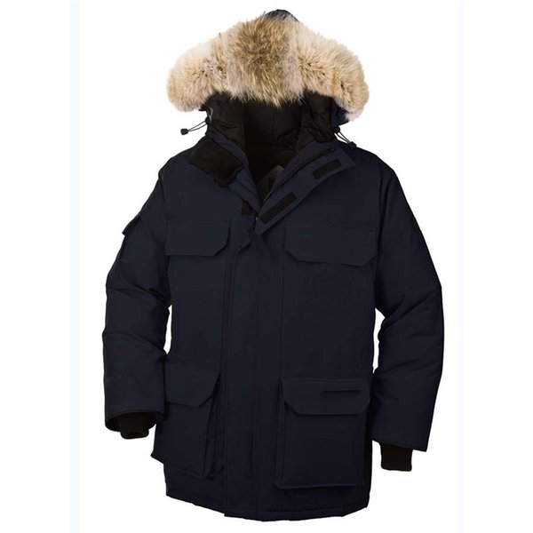 DHL free shipping 2018 man New Arrival Sale Men's Guse Chateau Black blue Down Jacket Winter Coat Parka Sale With Outlet XS-XXXL 12