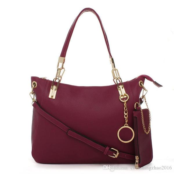 Envío gratis 2018 nueva marca de moda de lujo bolsos de diseño bolso cruz patrón de cadena de cuero sintético Bolsa de hombro Messenger Bag