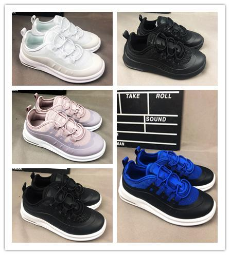 Nike air max 98 Miúdos 98 sapatos Og Triplo branco tênis Meninos menina Rosa meninos meninas crianças treinador sports sneaker crianças sapatos de grife