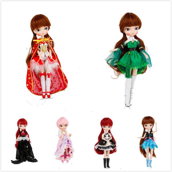 BB girl clothes blyth doll vestiti adatti per 1/6 doll Tang kou doll