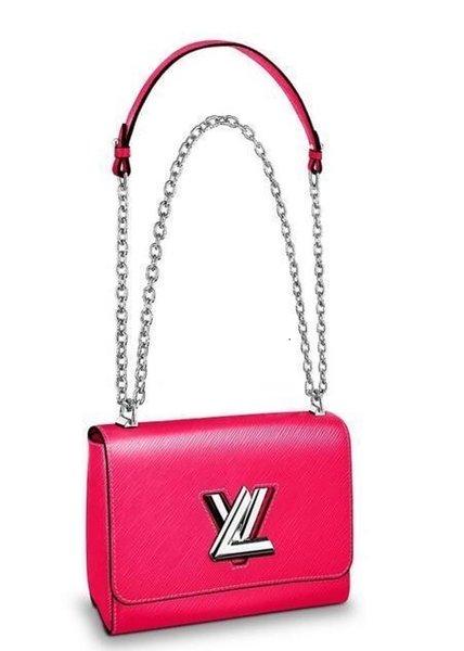 Torção c Mm M54277 New Mulheres Mostra Moda Shoulder Bags Totes Bolsas Top Alças Corpo Cruz Messenger Bags