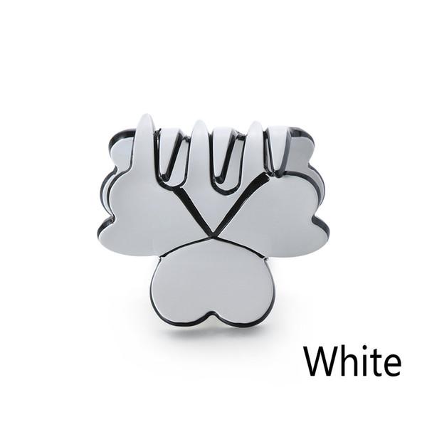 white Hair Claw