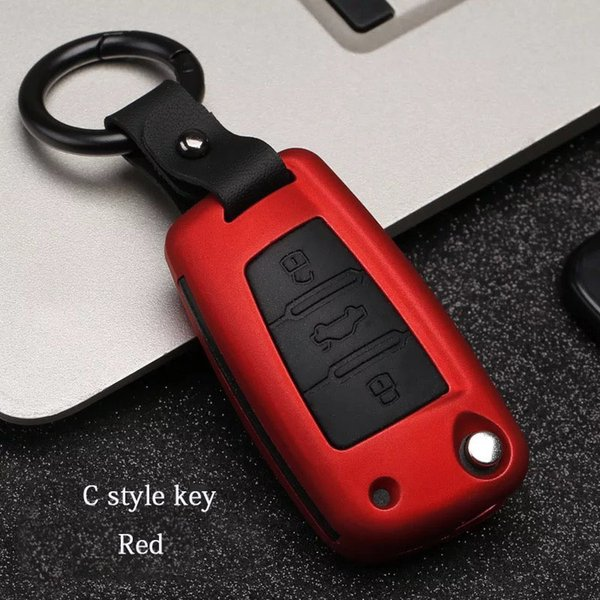 C style - Red